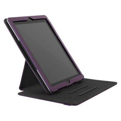 Incase Book Jacket Revolution Case for iPad 3G - Aubergine (CL60293), Aub