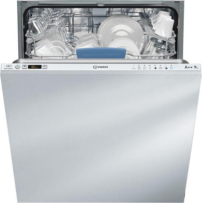 Indesit DIFP 28T9 A integreret opvaskemaskine til god pris online - Fri fragt
