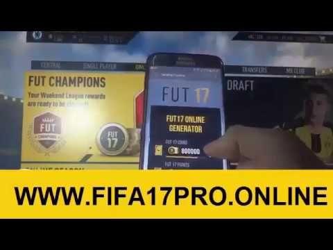 Fifa 17 Hack Astuce Cr�dits et Points FUT Illimit�s Cheats Gratuit Pirat...