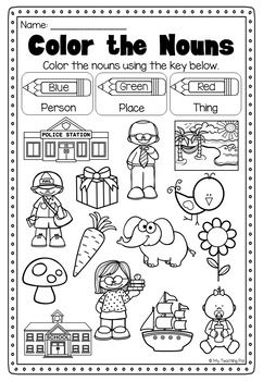 Image Result For Worksheets For Kindergarten Spelling