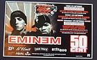 "Eminem 50 Cent Lil Jon ""2005 Anger Management Tour"" San Diego Concert Poster | eBay"