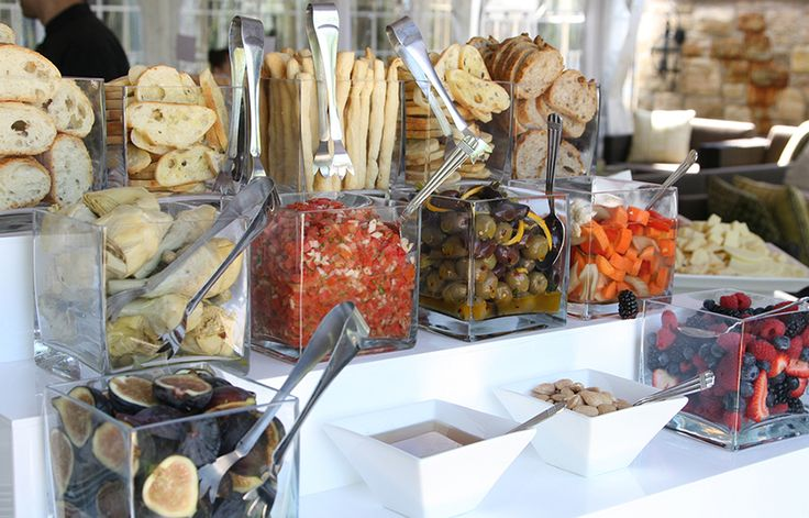 Food Stations Gallery | L-eat Catering | Toronto