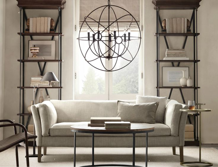 90 best Bed  Sofa and Chairs from Restoration Hardware images on Pinterest Architecture At home Entryway furniture