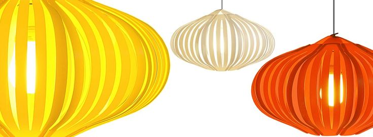 Funky Lamp Shades • Distinctive and Fun Designer Lights and Shades