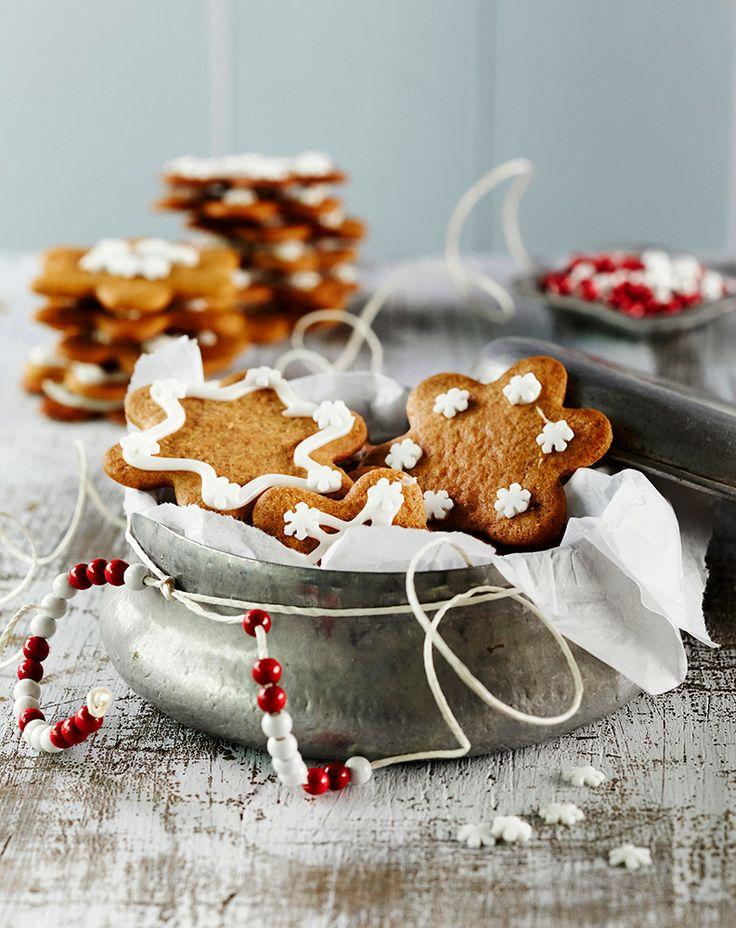 Tänä jouluna pipareissa maistuu perinteisten piparimausteiden ohella appelsiini.