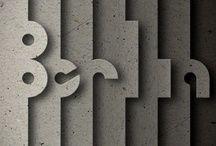 tipografia geometrica - Buscar con Google