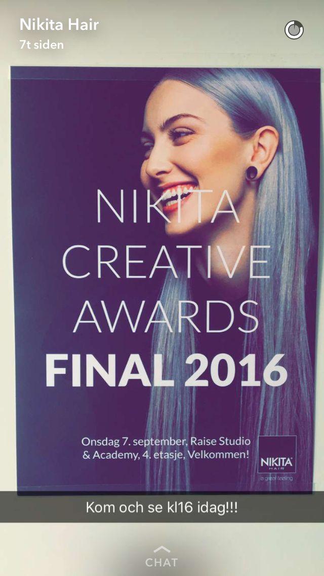 Nikita creative team har konkurranse!