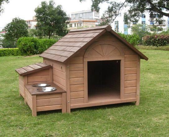 23 best images about casas para perros on pinterest - Casa para perro mediano ...