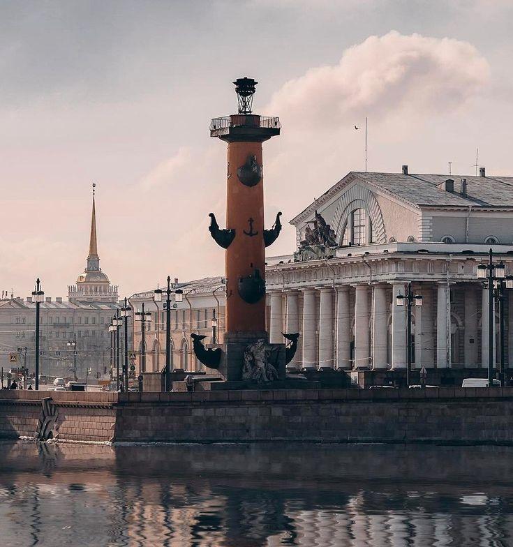 Васильевский остров. Автор: Андрей Михайлов (Andrei_mikhailov).