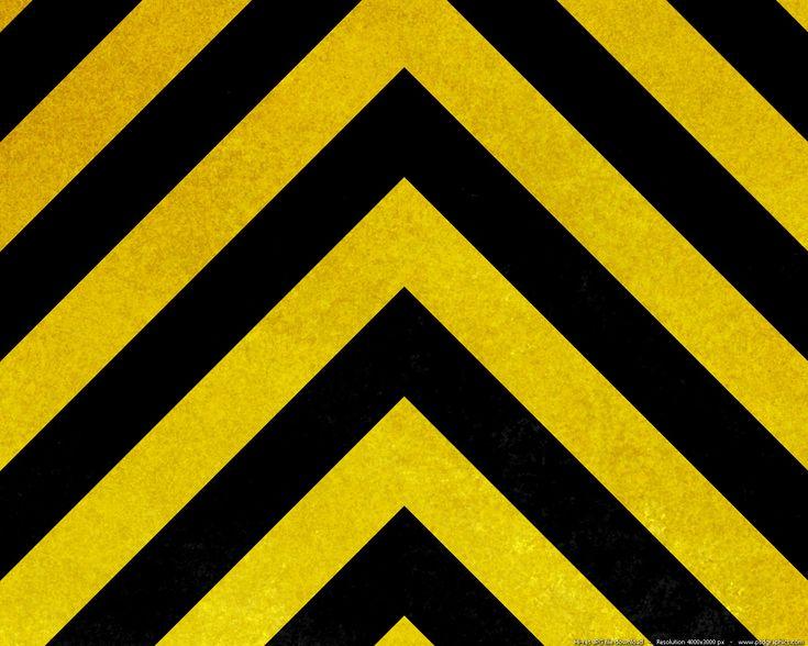 Yellow hazard stripes texture | PSDGraphics