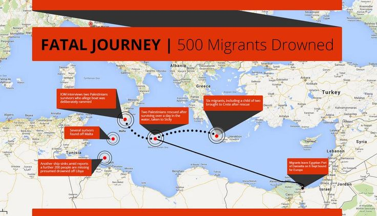 IOM 16/07 500 boat migrants drowned