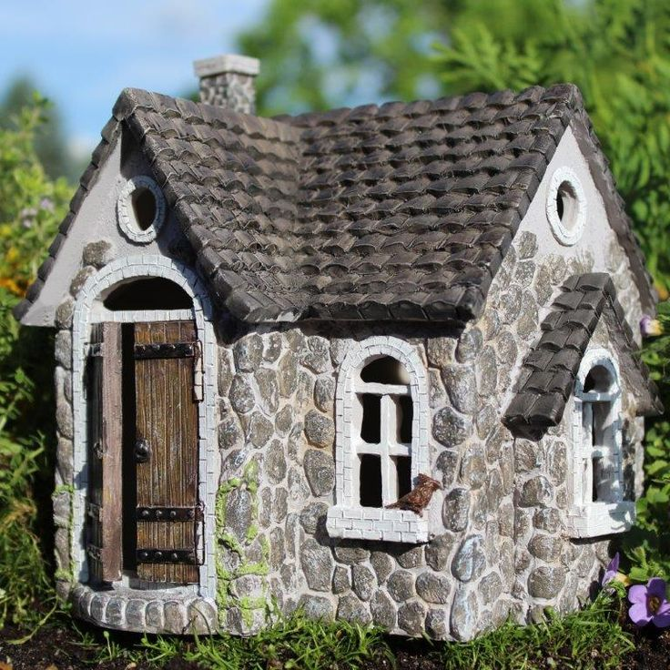 enchanted irish doorway fairy garden | Сад фей, Домики для ...  |Fairy Garden Ideas Ireland