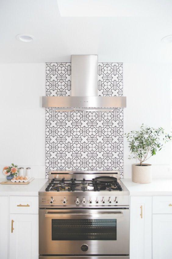 Beroemd Wandtegels Keuken Voorbeelden - 26x | Wandtegels in de keuken &YD81