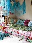 bohemian daybed sofa living room bedroom gypsy romantic exotic ...