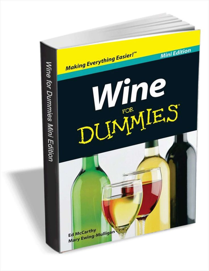 Wine for Dummies, Mini Edition (a $.99 value) FREE for a limited time!