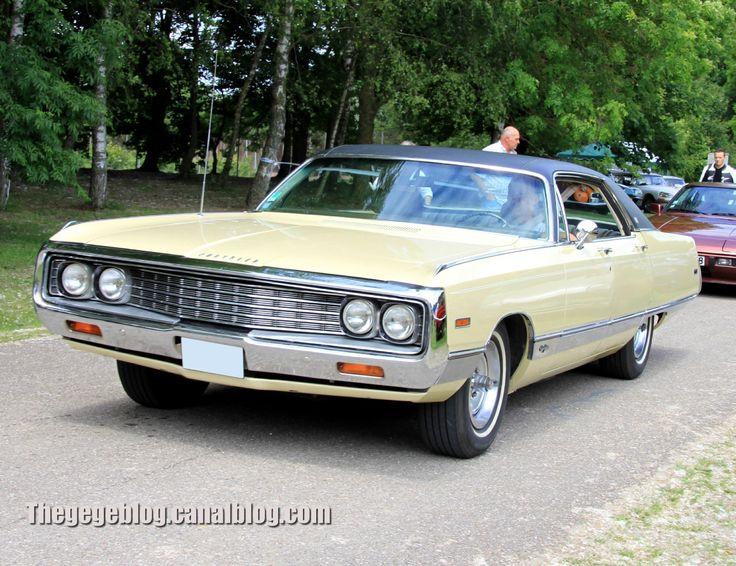Chrysler new yorker hardtop sedan de 1970 (Retro Meus Auto Madine 2012) 01