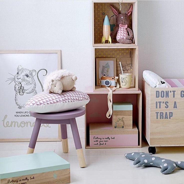 New Season Bloomingville Mini coming to Scandikid.  Kids room inspiration