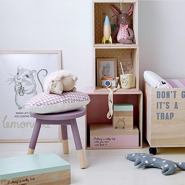 New Season Bloomingville Mini coming to Scandikid.  Kids room inspiration