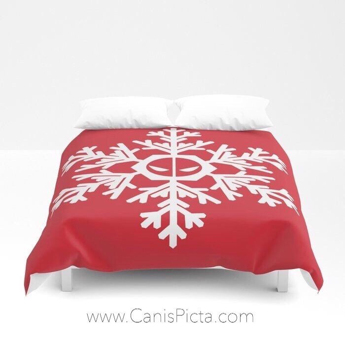 Excited To Share This Item From Canispicta My Etsy Shop Duvet Cover Dead Snowflake Twin Xl Full Queen King Art Room De Duvet Duvet Covers Room Decor Bedroom