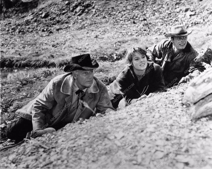 photo Randolph Scott Joel McCrea Mariette Hartley cast Ride the High Country 667-27