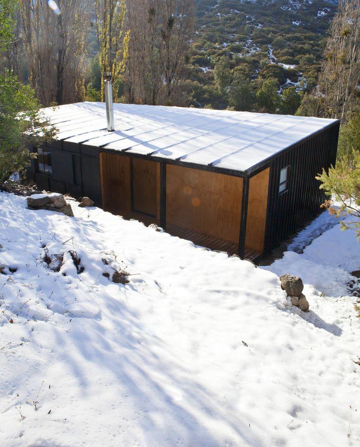 Casa Caleu / arquitectos asociados.lo