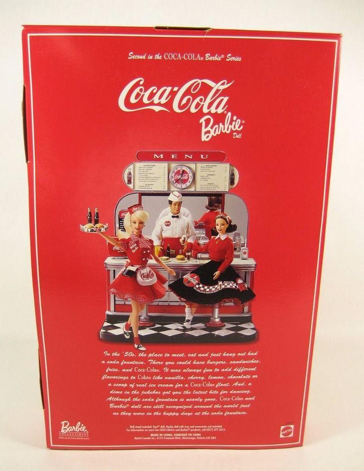 35 best images about vintage coca cola on pinterest vintage barbie dolls and soda fountain. Black Bedroom Furniture Sets. Home Design Ideas