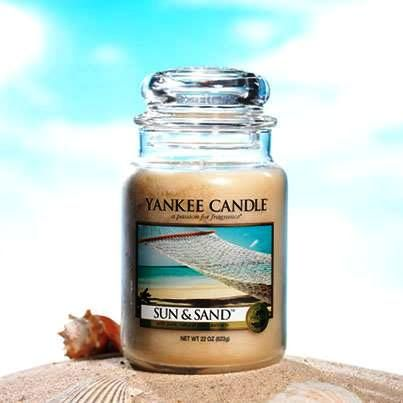 Yankee Candles available exclusively at Beach House Interiors & Homeware.