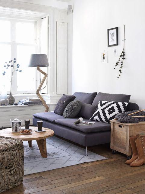 Aménager un petit espace comme un grand appartement cozy et lumineux : c'est possible ! Rédaction Vinciane Fiorentini-Michel