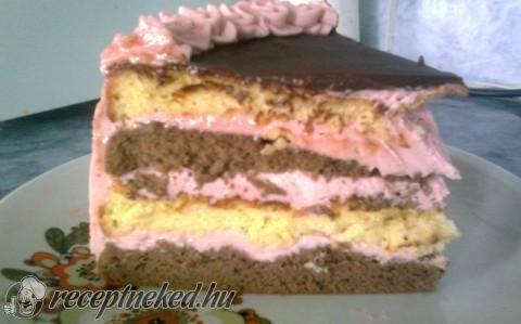 Méteres kalács torta recept fotóval