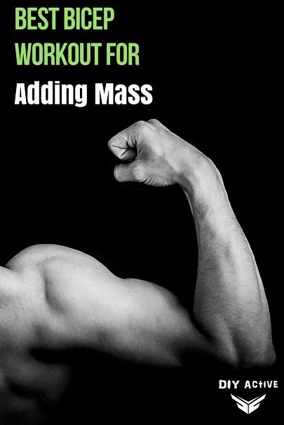 Many of us are interested in adding mass to our biceps. Whether you are a male or female we all want sculpted arms. This workout is how!