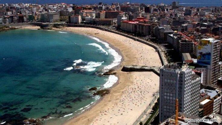 Der schönste Ort A Coruña in Spanien Weitere interessante Informationen über Spanien und nicht nur auf http://www.espanien.com/galicien/a-coruna