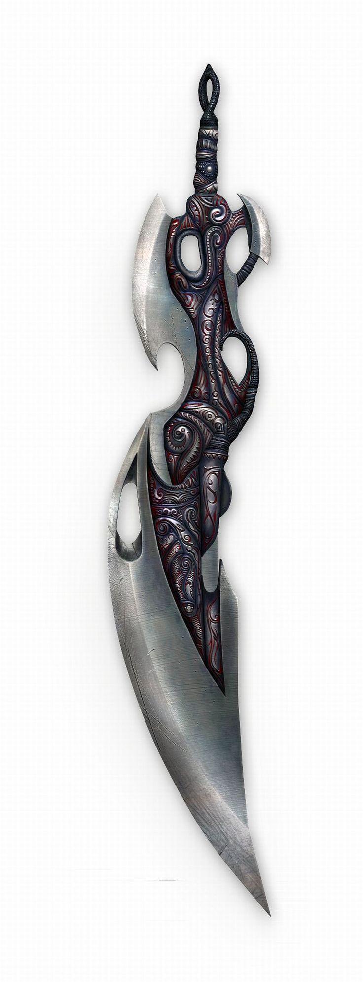 Nariko's Heavenly Sword.