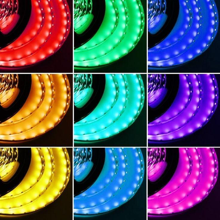 Colour Led Light Strips