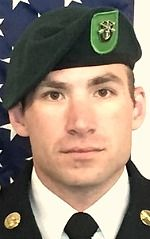 Army SSG Adam M. Thomas, 31, of Tacoma Park, Maryland. Died October 4, 2016, supporting Operation Freedom's Sentinel. Assigned to Company B, 2nd Battalion, 10th Special Forces Group (Airborne), Fort Carson, Colorado. Died of injuries sustained when an improvised explosive device exploded near his position during dismounted operations in Nangarhar Province, Afghanistan