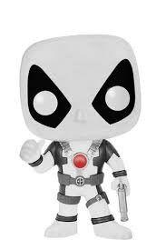 Funko Pop Marvel Deadpool (Movie) (Thumbs Up) (White)