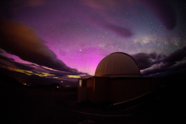 Auroras Australes, Lago Tekapo - New Zealand