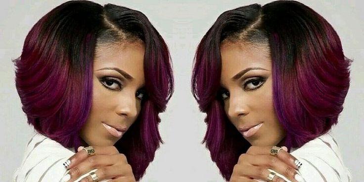 Black Women Hairstyles Bobs 2019 / 2020 | Hair styles ...