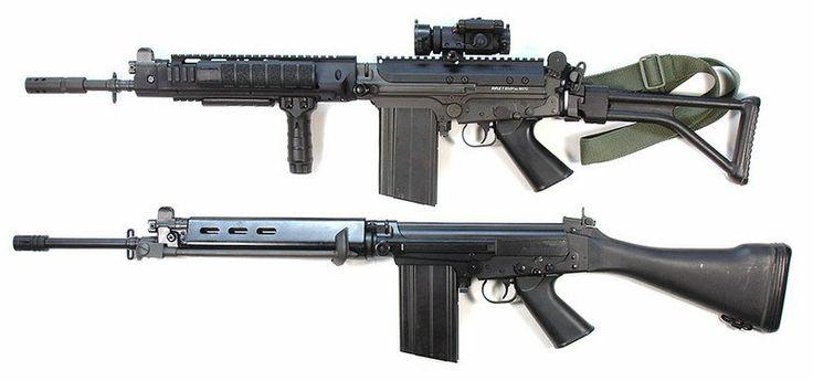 FN Fal Rifle