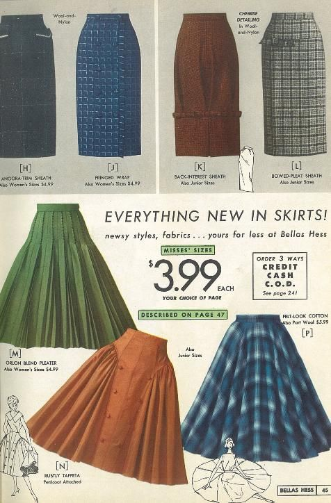 National Bellas Hess, winter catalog 1958-59