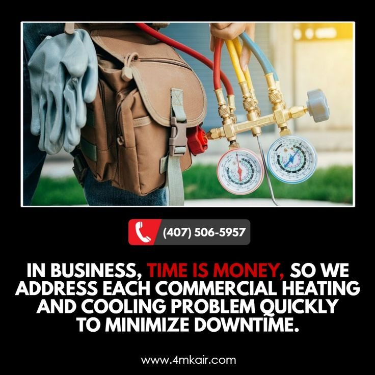 For Many Businesses A Dependable Hvac System Is A Critical