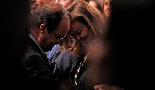 Hollande-Gayet: l'histoire d'un président qui veut vivre sa vie