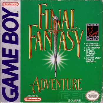Week 18 - Adventures and Legends - Ah, Final Fantasy Adventure and Legend! Most fans don't consider these Final Fantasy because Adventure was the precursor to Secret of Mana and Legend was the precursor to SaGa. But I loved these so much I had to include them. (And it would be nice to round out this project with an even 20)