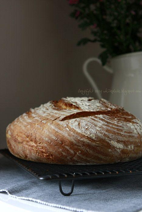 Pracownia Wypieków: Pszenny chleb z makiem