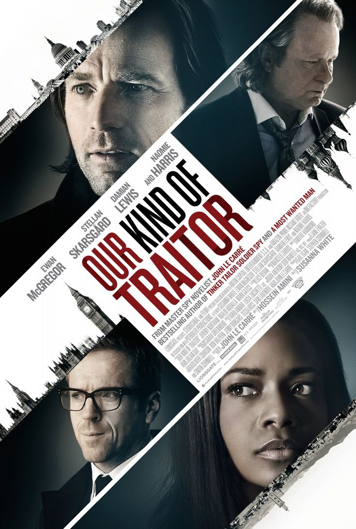 Return to the main poster page for Our Kind of Traitor