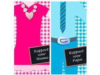Mama- en/of papa-rapport