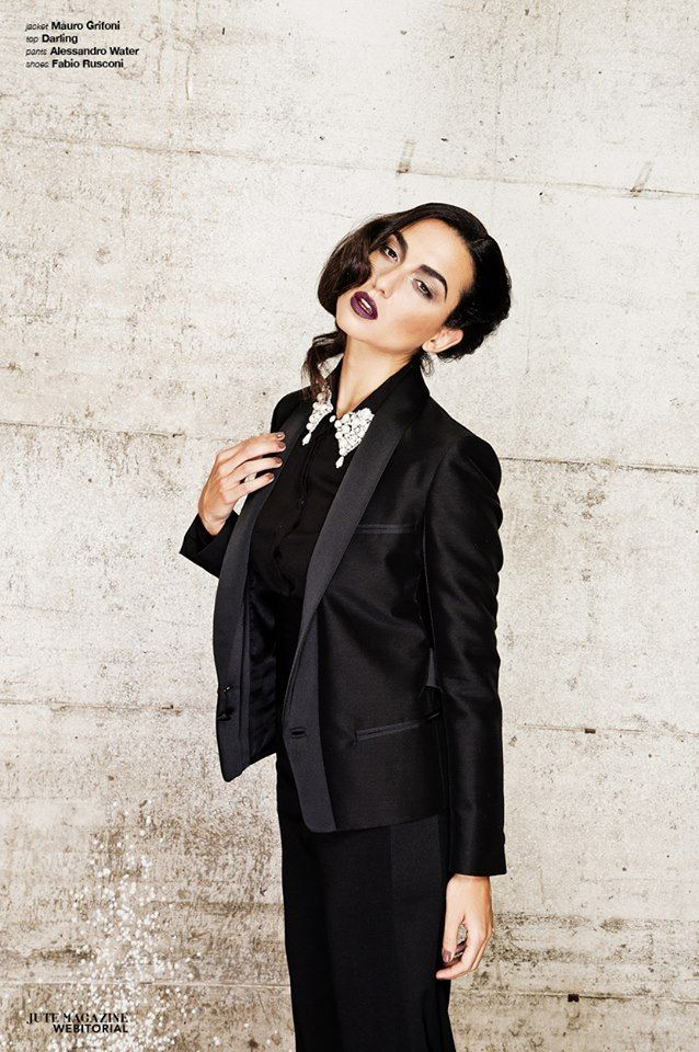 Darling Clothes #camicia #onlyblack #chic #tendenze