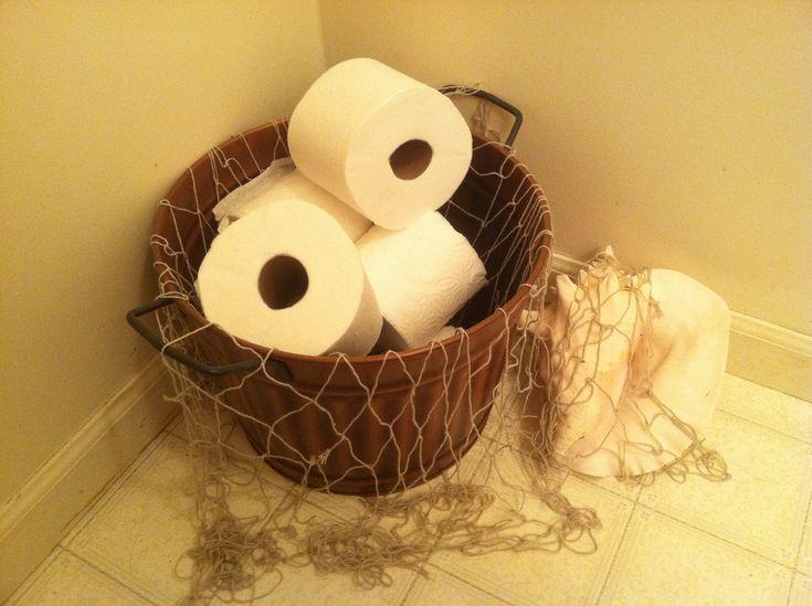 this is one of my favor creative ideas for my beach bathroom