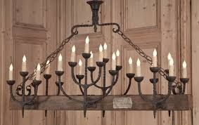 Image result for wrought iron chandelier