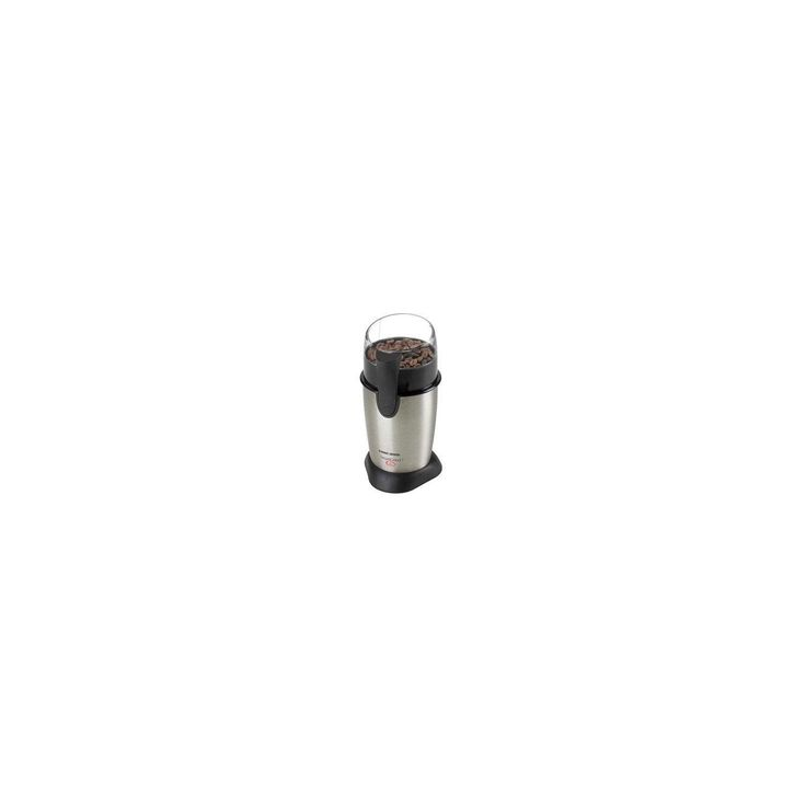 Coffee Grinder Stainless Steel Case And Stainless Steel On Pinterest