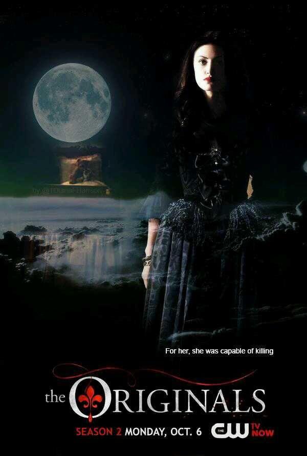 Vampire Diaries Love Quotes Klaus Season 2 promo poster ...